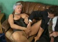 German Mature Porno