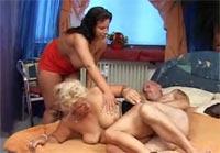 Matureporno Gruppensex