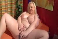 Mollige Rubensfrau Pornocasting