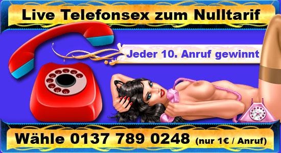 Telefonsex Gewinnspiel
