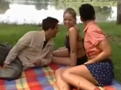 Ein Ficknick am See